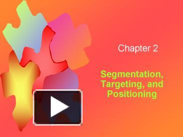 pepsi target segmentation Free essay: pepsico vs market segmentation introduction pepsi-cola was founded by a druggist, caleb bradham in year 1898 (overview, 2008) he came from new.
