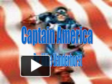 Ppt captain america powerpoint presentation free to download ppt captain america powerpoint presentation free to download id 5dc01 zdc1z toneelgroepblik Image collections