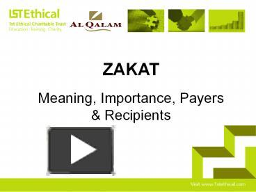 Ppt zakah meaning powerpoint presentation free to download id ppt zakah meaning powerpoint presentation free to download id 60398f yzqwn ccuart Images