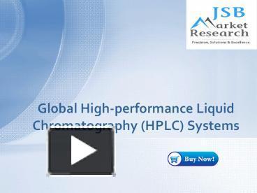 jsb market research global high performance