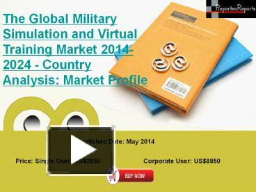 global military simulation and virtual training