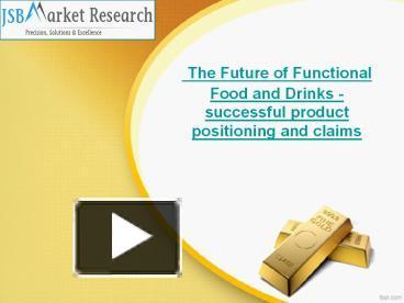 jsb market research functional drinks