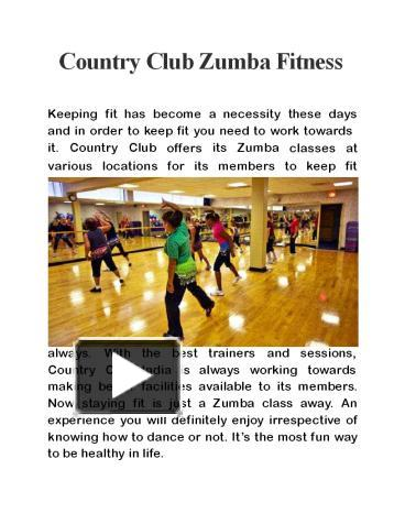 Ppt country club zumba fitness powerpoint presentation free to ppt country club zumba fitness powerpoint presentation free to download id 667171 ogmxn toneelgroepblik Gallery