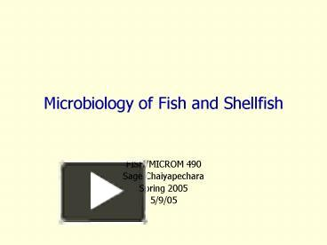 fish spoilage meaning