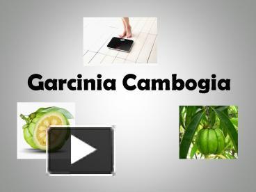 Dhc garcinia cambogia review