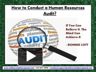 hr audit file in ppt