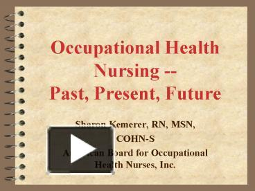 past present and future of nursing theory on nursing practice The nursing and midwifery council (nmc) has stated that advanced nursing practice—not the practitioner—is an umbrella term describing a number of specialist roles, including specialist nurses and anps.