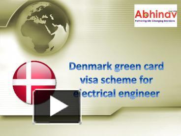 green card scheme