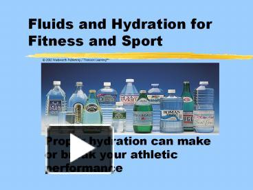 fluids and hydration The initial assessment includes evaluation of hydration, tissue when fluids are provided 2013 aaha/aafp fluid therapy guidelines for dogs and cats.