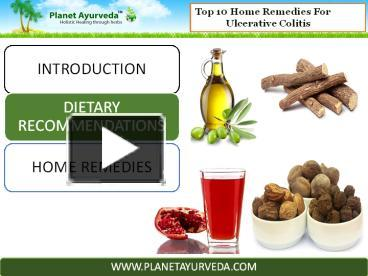 introduction for diet