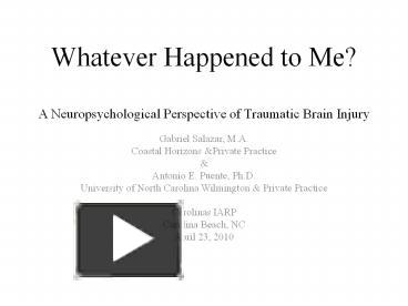 PPT – Whatever%20Happened%20to%20Me?%20A