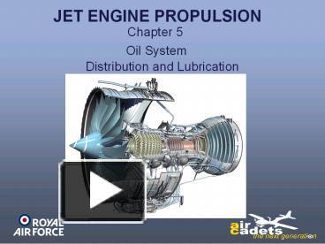 PPT – JET ENGINE PROPULSION PowerPoint presentation   free