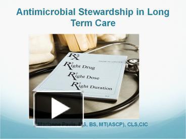 long term care essay
