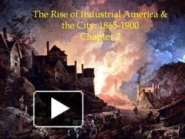 america 1865 1900