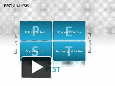 pest analysis of telecommunication industry