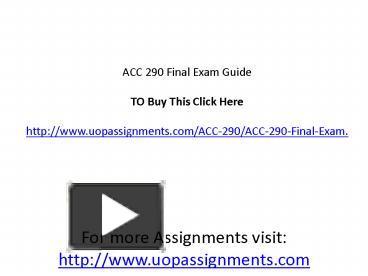 acc 491 final exam