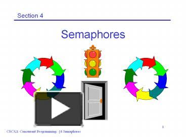 PPT – Semaphores PowerPoint presentation | free to download - id