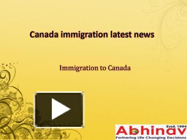 immigrating to canada numerous advantages Resource hubs like northern alberta's oil sands offer prospective immigrants numerous jobs, which can be the best first step to immigrating to canada advantages.