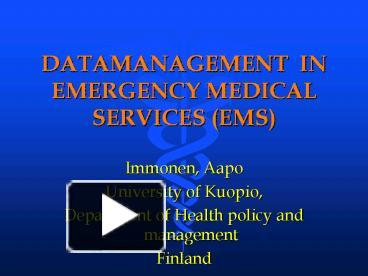 health care system in finland
