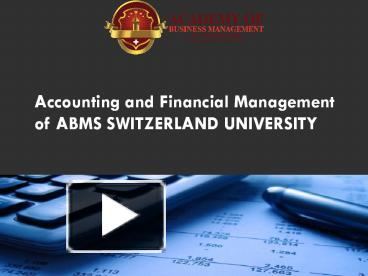 accounting and management Finance training courses and accounting training seminars you and your staff will benefit from the latest financial management strategies and techniques to keep.