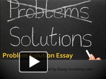 problem solution remington peckinpaw davis inc essay