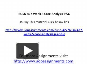 mgmt530 conference decision case analysis