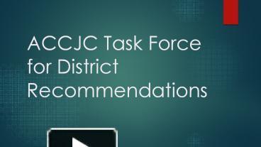 task force paper