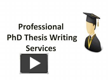 Powerpoint presentation writing services