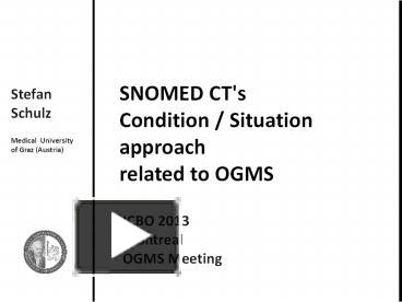 PPT – SNOMED CT's PowerPoint presentation | free to download
