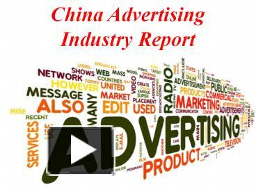 advertising report