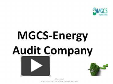 PPT – HVAC Energy Audit PowerPoint presentation | free to