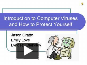 an introduction to computer viruses