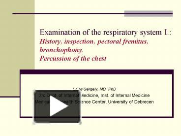 Ppt Examination Of The Respiratory System I History Inspection Pectoral Fremitus Bronchophony Perc Powerpoint Presentation Free To View Id 930b5 Yzewn Bronchophony is the phenomenon of. ppt examination of the respiratory system i history inspection pectoral fremitus bronchophony perc powerpoint presentation free to view id 930b5 yzewn