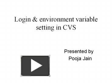 PPT – Login PowerPoint presentation | free to download - id
