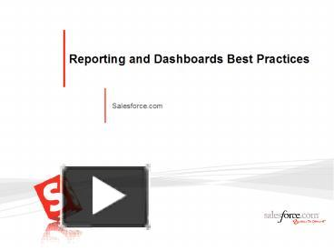 Ppt Reporting And Dashboards Best Practices Powerpoint