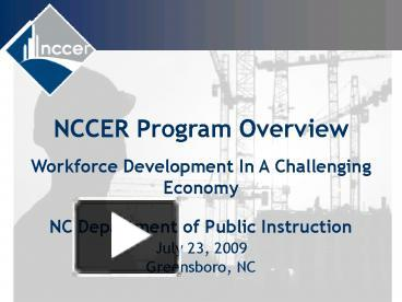 PPT – THE SKILLED WORKFORCE CRISIS PowerPoint presentation