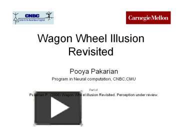ppt – wagon wheel illusion revisited powerpoint presentation   free, Cnbc Presentation Template, Presentation templates
