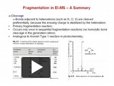 Electrospray ionization fragmentation asexual reproduction