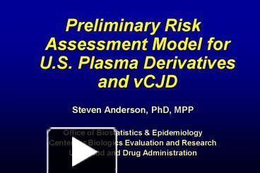 preliminary risk assesment of walgreen co