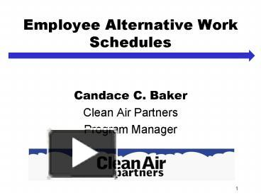 an analysis of alternative work schedules Definition alternative work schedules encompass a variety of options that create workplace flexibility related to how many hours employees work and when and where they work.