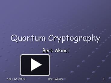 Quantum computing: an introduction ppt video online download.