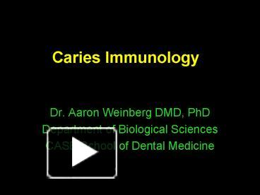 Ppt caries immunology powerpoint presentation free to view id ppt caries immunology powerpoint presentation free to view id f8044 zdc1z toneelgroepblik Image collections